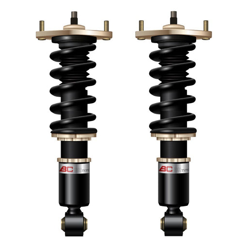 BC Racing BR Extreme Low Coilovers - 2008-2014 Subaru STI-BC Racing-TARMAC ATTACKERS