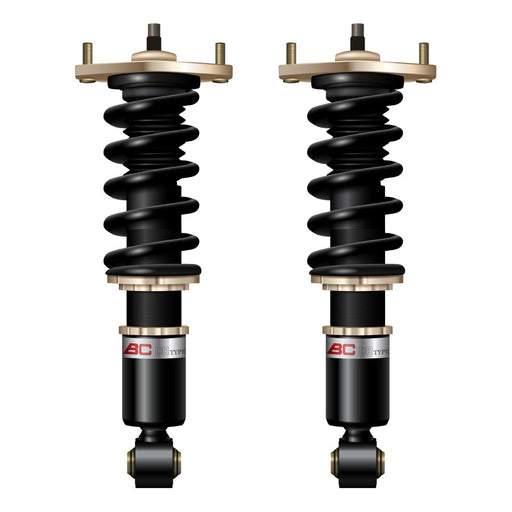 BC Racing DR Series Coilovers - 2015+ Subaru WRX-BC Racing-TARMAC ATTACKERS