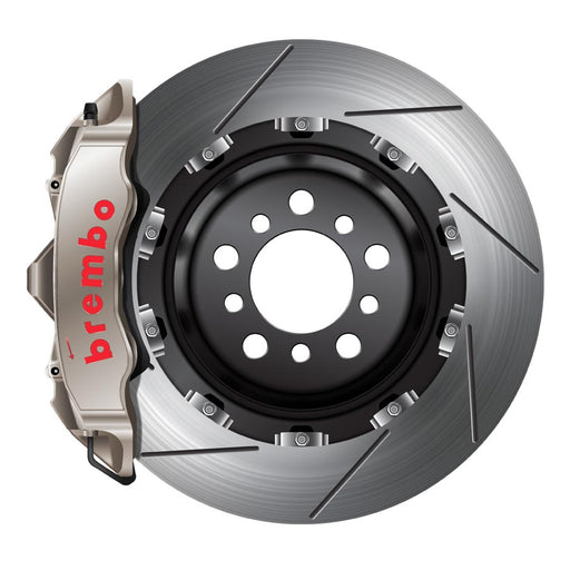 Brembo GT-R Big Brake Kit - 2008-2014 Subaru STI-Brembo-TARMAC ATTACKERS