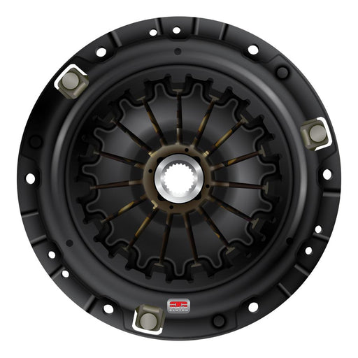 Competition Clutch Stage 3 Segmented Ceramic Clutch Kit - 2008+ Mitsubishi Evo X-Competition Clutch-TARMAC ATTACKERS