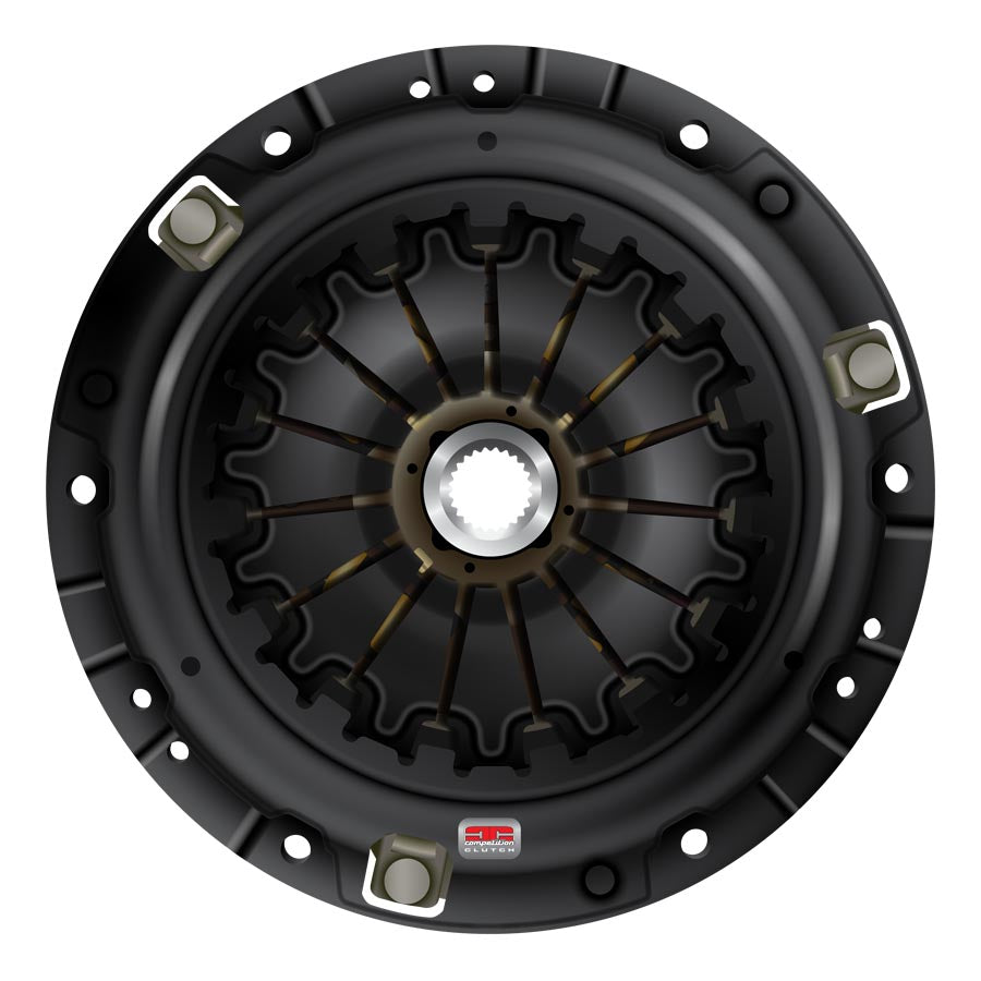 Competition Clutch Stage 3 Segmented Ceramic Clutch Kit - 2015+ Subaru STI-Competition Clutch-TARMAC ATTACKERS