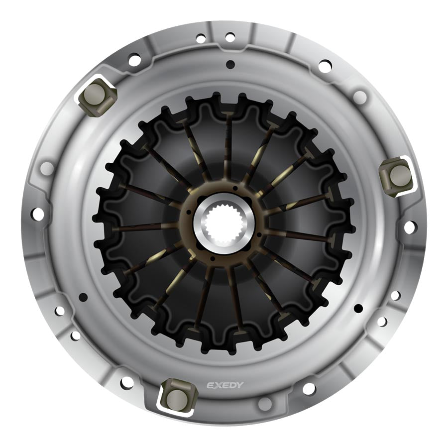 Exedy Stage 2 Heavy Duty Cerametallic Disc Clutch Kit - 2015+ Subaru STI-Exedy-TARMAC ATTACKERS