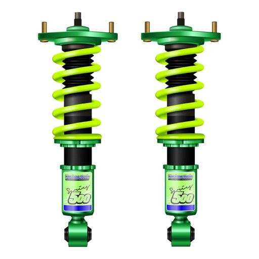 Fortune Auto 500 Series Coilovers - 2017+ Honda Civic Type R-Fortune Auto-TARMAC ATTACKERS