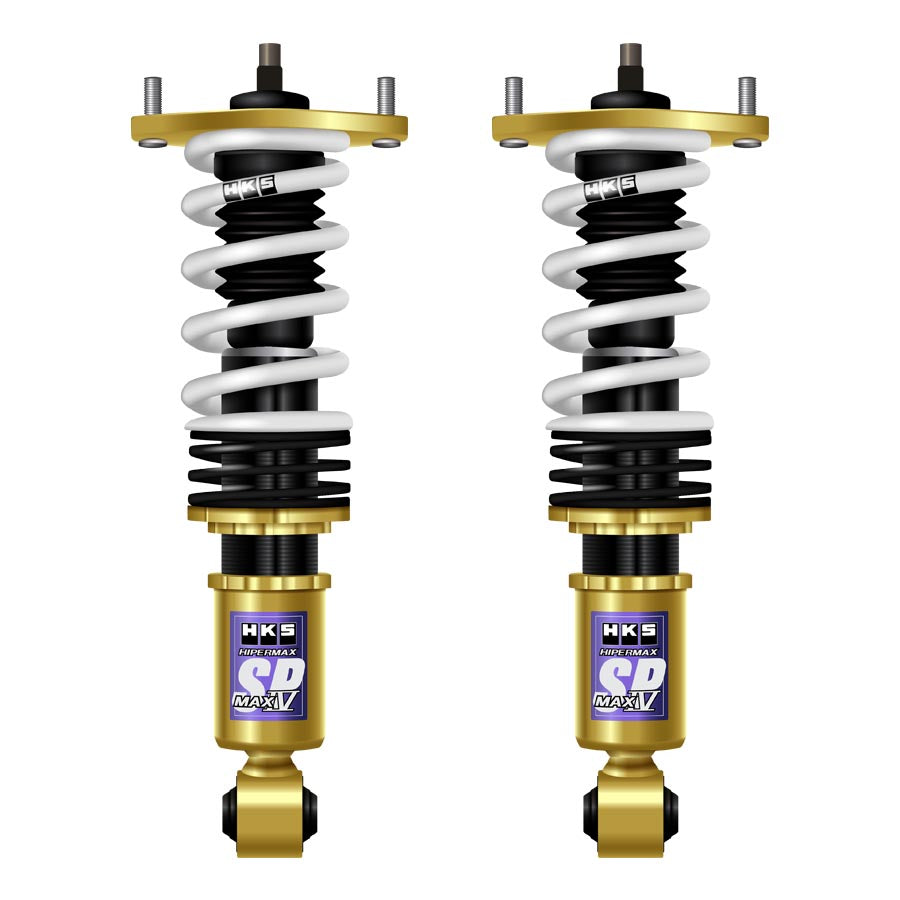 HKS Hipermax IV-SP Coilovers - 2013+ FRS BRZ GT86-HKS-TARMAC ATTACKERS