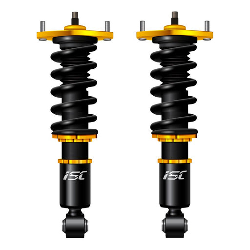 ISC Suspension N1 Street Sport Coilovers - 2008+ Mitsubishi Evo X-ISC Suspension-TARMAC ATTACKERS