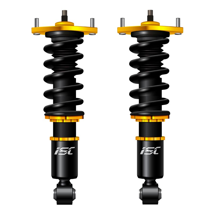 ISC Suspension Basic Street Sport Coilovers - 2015+ Subaru STI-ISC Suspension-TARMAC ATTACKERS