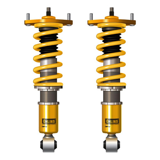 Ohlins Road and Track Coilovers - 2008-2014 Subaru STI-Ohlins-TARMAC ATTACKERS