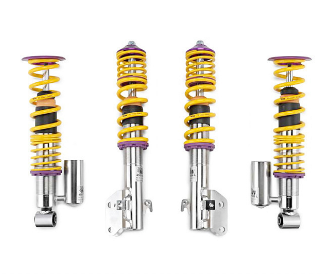 KW V3 Coilovers - 2015+ Subaru STI-KW-TARMAC ATTACKERS