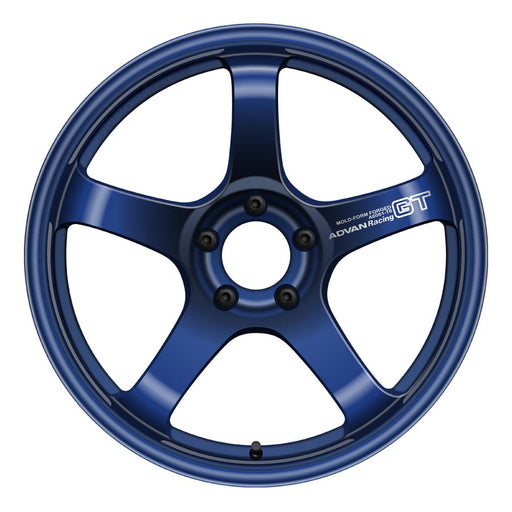 Advan GT Wheels - Titanium Blue-Advan-TARMAC ATTACKERS