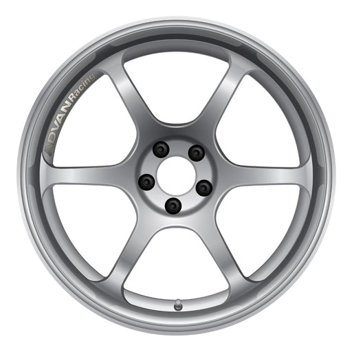 Advan RG-D Wheels - Hyper Silver-Advan-TARMAC ATTACKERS