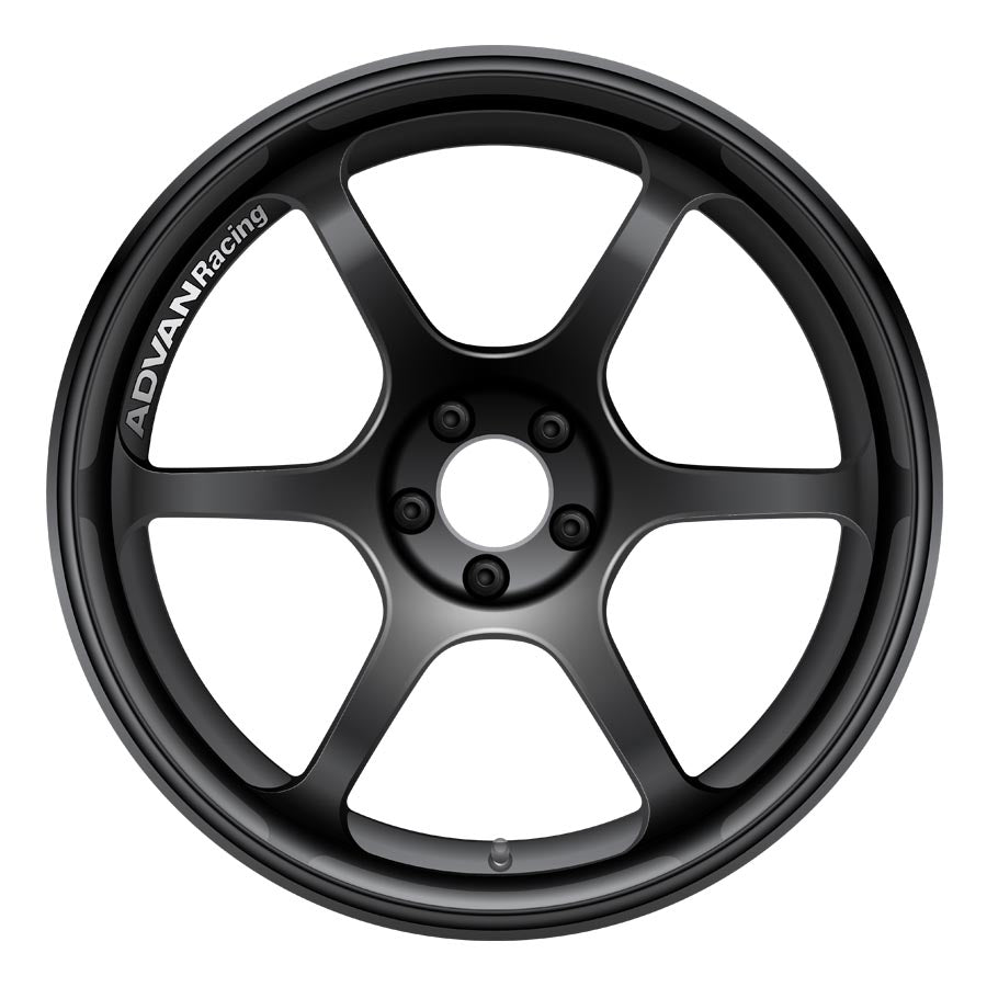 Advan RG-D Wheels - Matte Black-Advan-TARMAC ATTACKERS