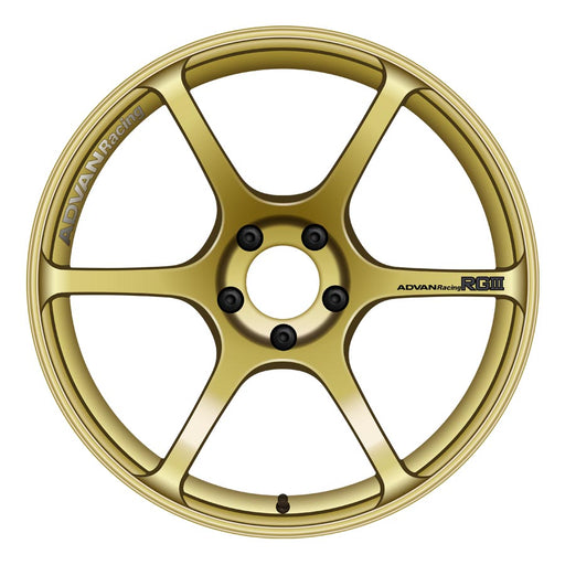 Advan RG III Wheels - Gold-Advan-TARMAC ATTACKERS