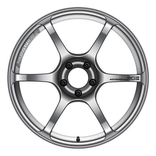 Advan RG III Wheels - Hyper Black-Advan-TARMAC ATTACKERS