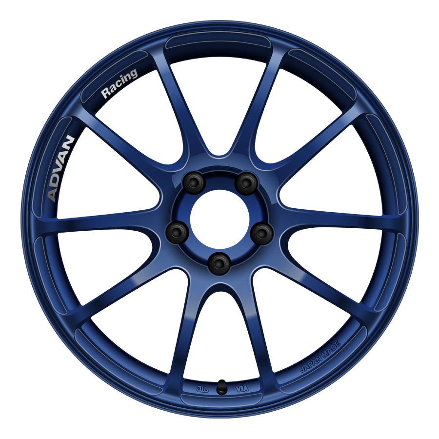 Advan RZ II Wheels - Indigo Blue-Advan-TARMAC ATTACKERS