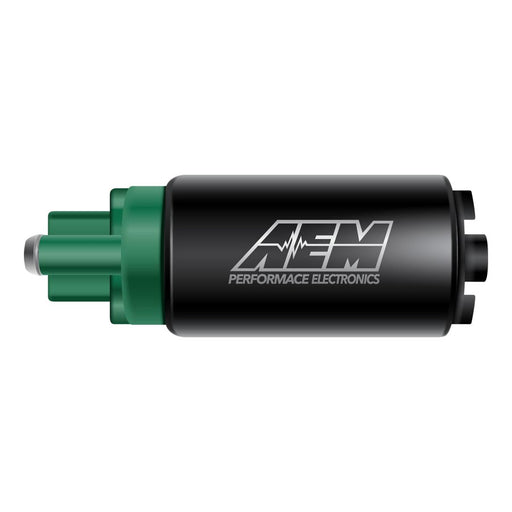 AEM 320lph E85 Hi Flow In-Tank Fuel Pump - 2008+ Mitsubishi Evo X-AEM-TARMAC ATTACKERS
