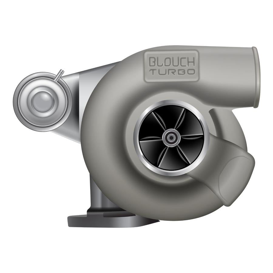 Blouch Dominator 1.5XT-R 8cm^2 3in Inlet Turbo - 2015+ Subaru STI-Blouch-TARMAC ATTACKERS
