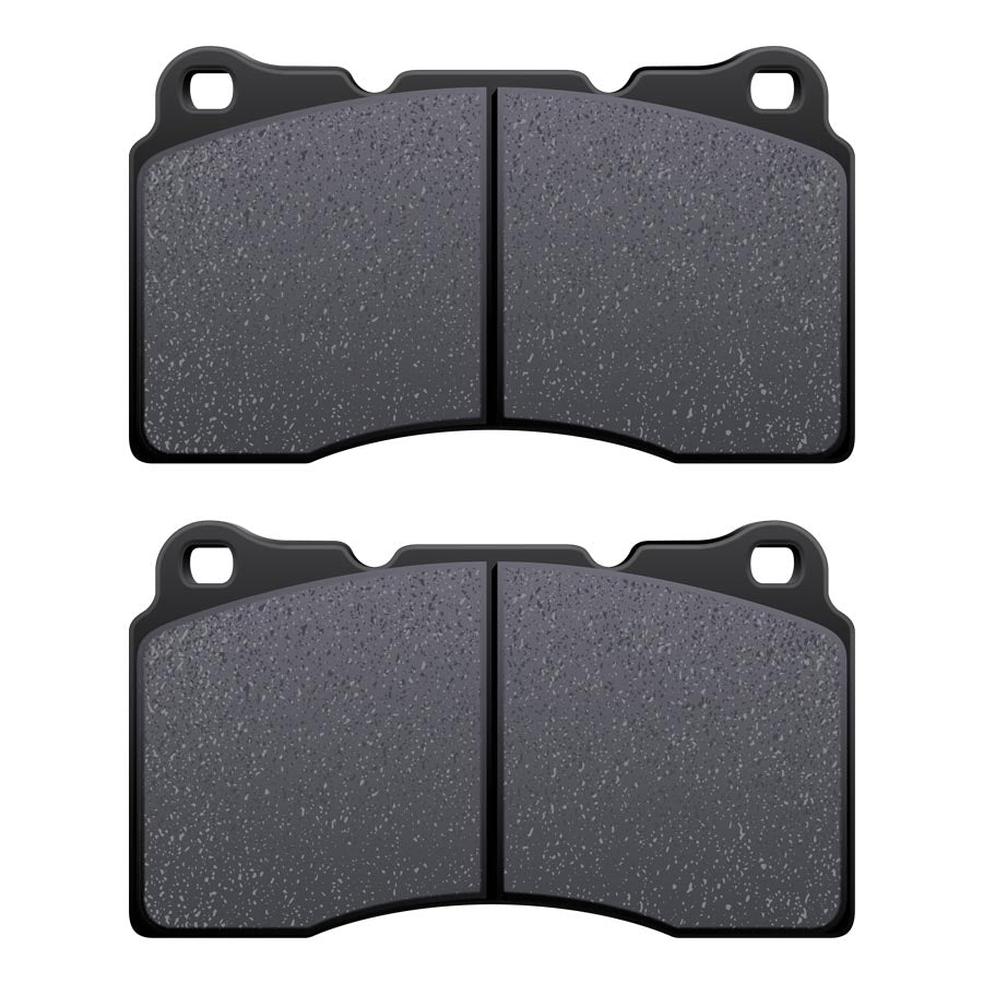 Project Mu Club Racer Front Brake Pads - 2008+ Mitsubishi Evo X-Project Mu-TARMAC ATTACKERS