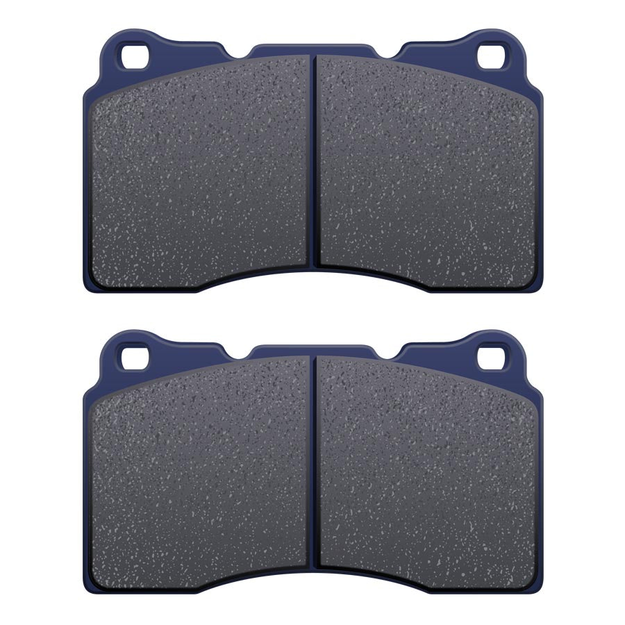 DBA SP500 Front Brake Pads - 2015+ Subaru STI-DBA-TARMAC ATTACKERS