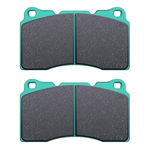 Project Mu HC800 Front Brake Pads - 2008+ Mitsubishi Evo X-Project Mu-TARMAC ATTACKERS