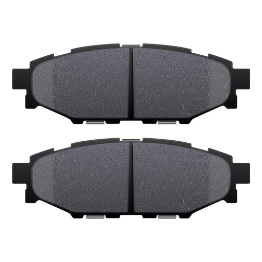 Hawk HPS 5.0 Rear Brake Pads - 2015+ Subaru WRX-Hawk-TARMAC ATTACKERS