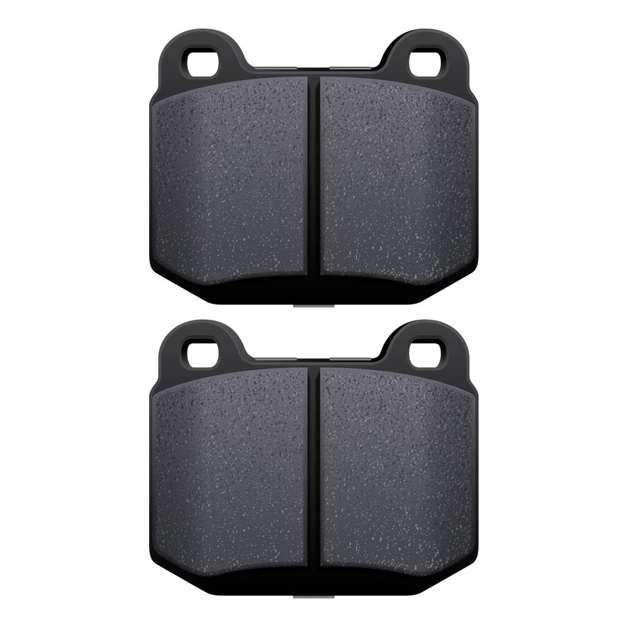 Hawk HPS 5.0 Rear Brake Pads - 2008-2014 Subaru STI-Hawk-TARMAC ATTACKERS
