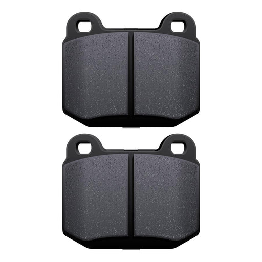 Hawk HP Plus Rear Brake Pads - 2008-2014 Subaru STI-Hawk-TARMAC ATTACKERS