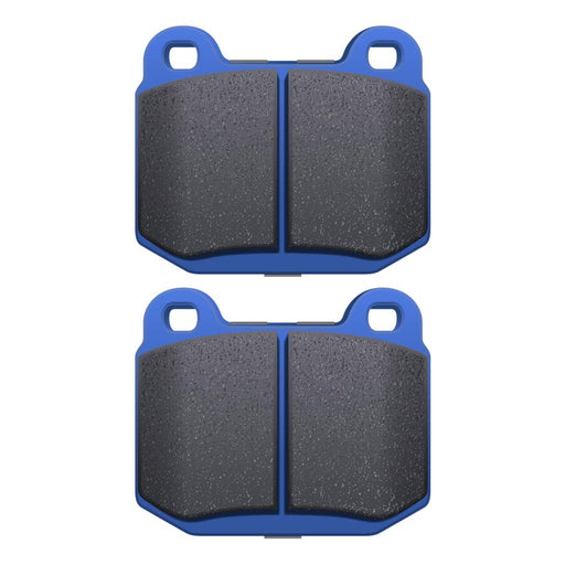 Hawk Blue 9012 Rear Brake Pads - 2008-2014 Subaru STI-Hawk-TARMAC ATTACKERS
