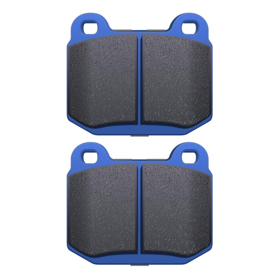 Hawk Blue 9012 Rear Brake Pads - 2008+ Mitsubishi Evo X-Hawk-TARMAC ATTACKERS