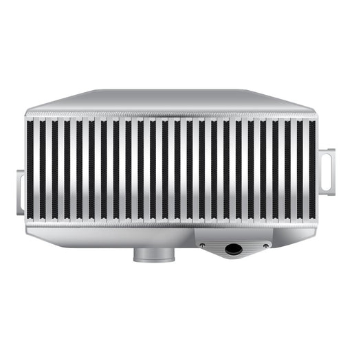 ETS Top Mount Intercooler Silver Core - 2008-2014 Subaru STI-ETS-TARMAC ATTACKERS