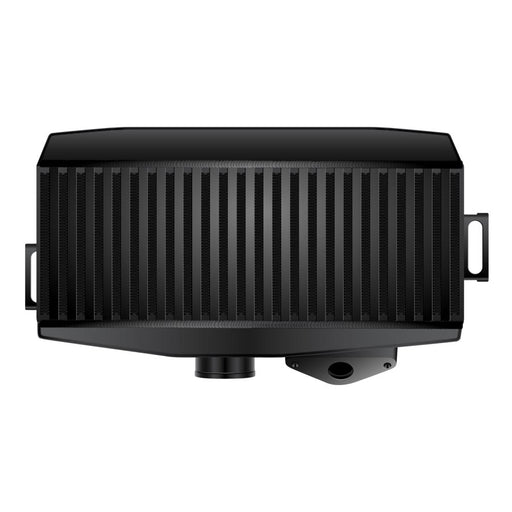 GrimmSpeed Top Mount Intercooler Black - 2008-2014 Subaru STI-GrimmSpeed-TARMAC ATTACKERS