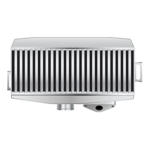 GrimmSpeed Top Mount Intercooler Silver - 2008-2014 Subaru STI-GrimmSpeed-TARMAC ATTACKERS