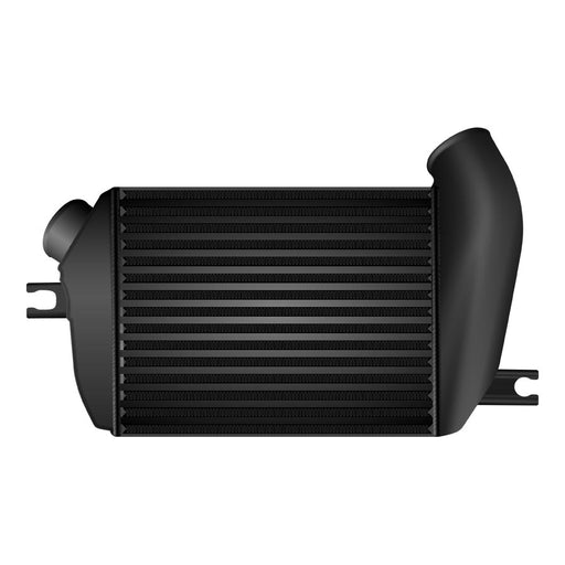 GrimmSpeed Top Mount Intercooler Kit Black - 2015+ Subaru WRX-GrimmSpeed-TARMAC ATTACKERS