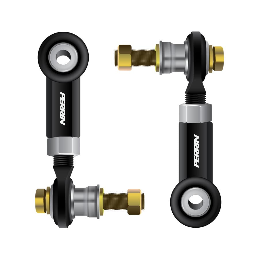 Perrin Rear Spherical Endlinks - 2008-2014 Subaru STI-Perrin-TARMAC ATTACKERS