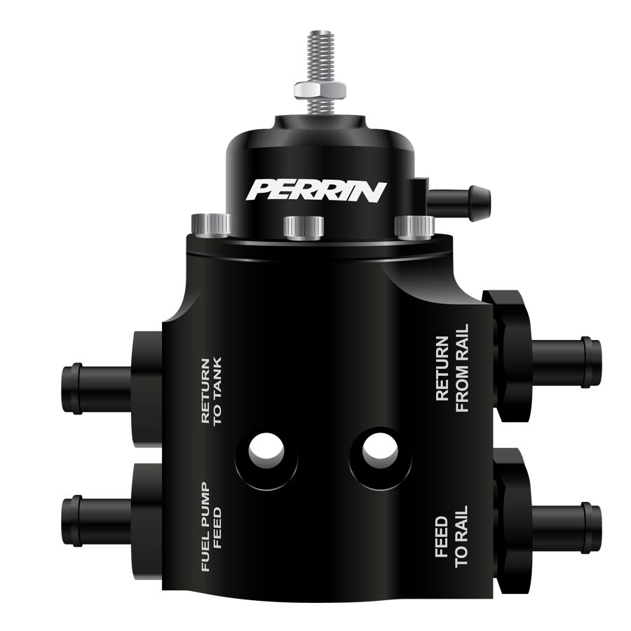 Perrin Adjustable Fuel Pressure Regulator - 2015+ Subaru STI-Perrin-TARMAC ATTACKERS