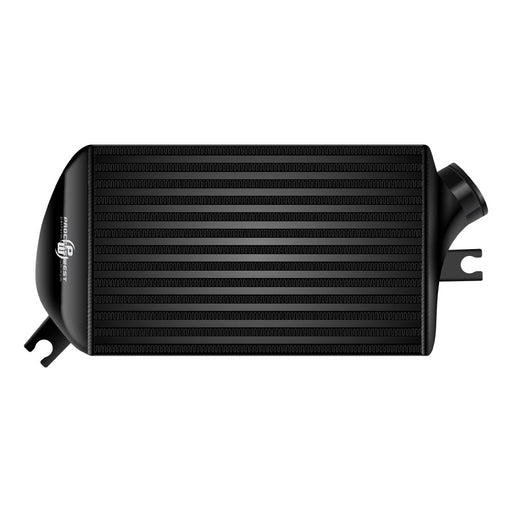 Process West Khanacooler Top Mount Intercooler Black - 2015+ Subaru WRX-Process West-TARMAC ATTACKERS