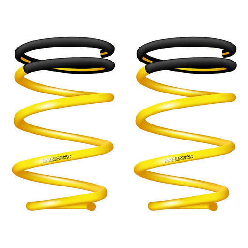 Racecomp Engineering Yellow Lowering Springs - 2013+ FRS BRZ GT86-Racecomp Engineering-TARMAC ATTACKERS