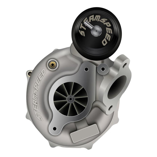 SteamSpeed STX 67r+ Ball Bearing Turbo Ported - 2015+ Subaru WRX-SteamSpeed-TARMAC ATTACKERS