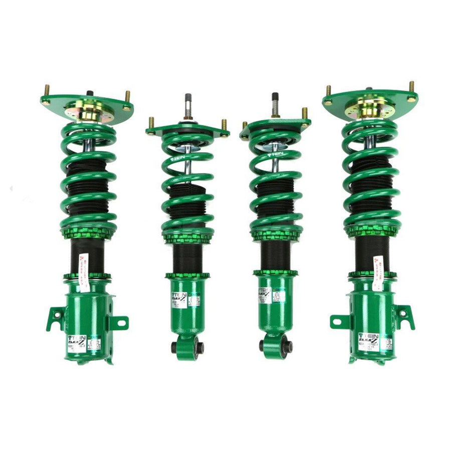 Tein Flex Z Coilovers - 2008-2014 Subaru STI-Tein-TARMAC ATTACKERS