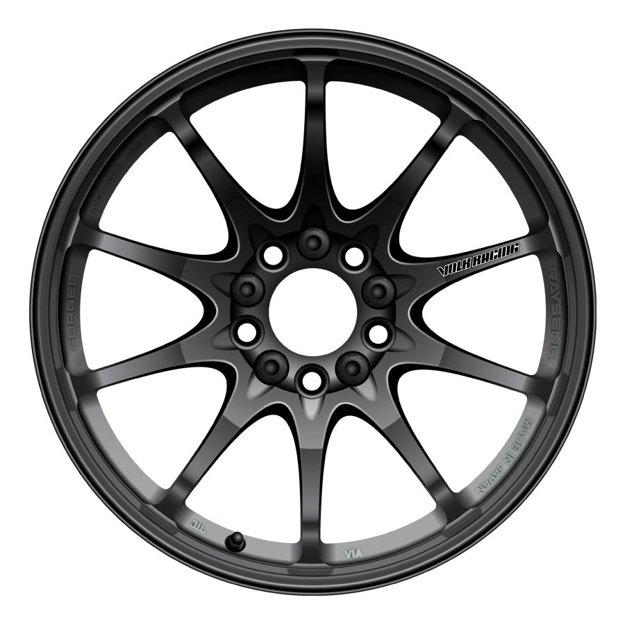 Volk CE28N Wheels - Diamond Black-Volk-TARMAC ATTACKERS