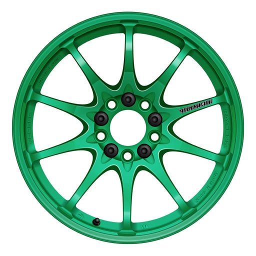 Volk CE28N Wheels - Takata Green-Volk-TARMAC ATTACKERS
