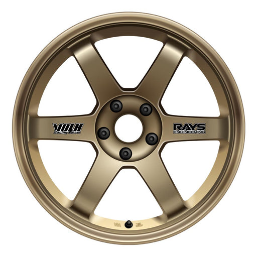 Volk TE37 Original Wheels - Bronze-Volk-TARMAC ATTACKERS
