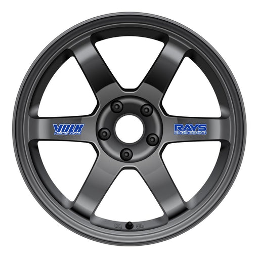 Volk TE37 Original Wheels - Diamond Black-Volk-TARMAC ATTACKERS