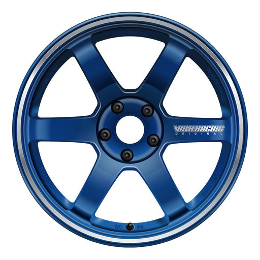 Volk TE37RT Wheels - Mag Blue-Volk-TARMAC ATTACKERS