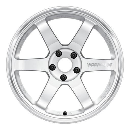 Volk TE37RT Wheels - Dash White-Volk-TARMAC ATTACKERS