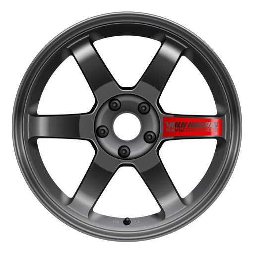 Volk TE37SL Super Lap Wheels - Pressed Graphite-Volk-TARMAC ATTACKERS