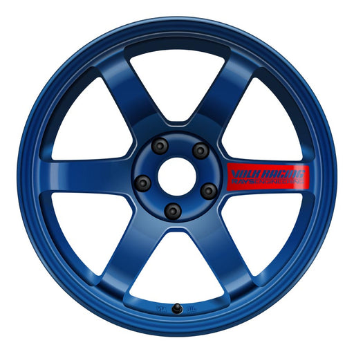 Volk TE37SL Super Lap Wheels - Mag Blue-Volk-TARMAC ATTACKERS