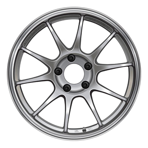 WedsSport TC105N Wheels - Titan Silver-WedsSport-TARMAC ATTACKERS