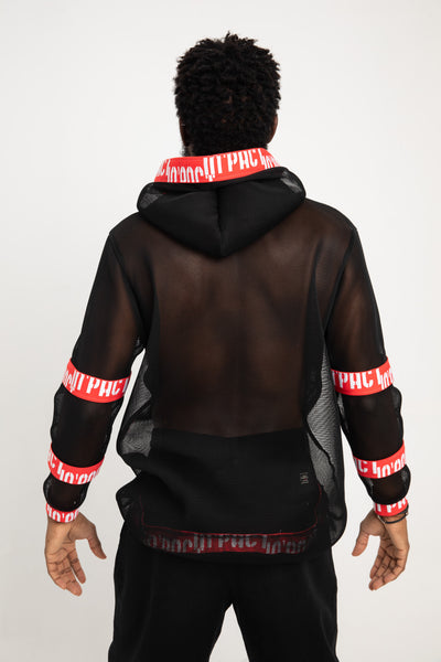ELECTRIC BLACK Hoodie FOR HIM
