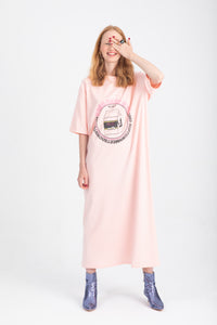 MILK T-SHIRT  Dress