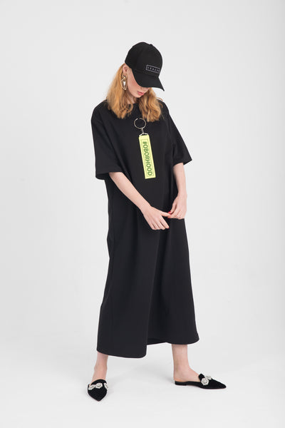 #OBORHOOD T-SHIRT  Dress